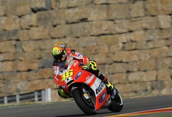 """MotoGP Aragon, Qualifiche: Valentino Rossi """"Peccato, avevamo un discreto potenziale"""""""