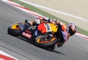 """MotoGP Misano, Prove Libere: Casey Stoner """"Non siamo ancora al massimo"""""""