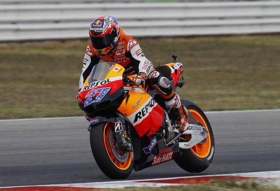 MotoGP Misano: Stoner davanti anche nella classifica delle staccate