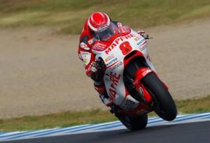 MotoGP: Hector Barberà torna in pista a Sepang
