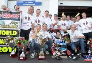 """Superbike Magny Cours: Carlos Checa """"Un giorno perfetto, il miglior giorno della mia carriera e della mia vita"""""""
