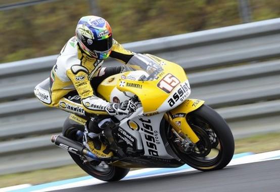 """Moto2: Alex De Angelis """"Phillip Island è il mio circuito preferito"""""""