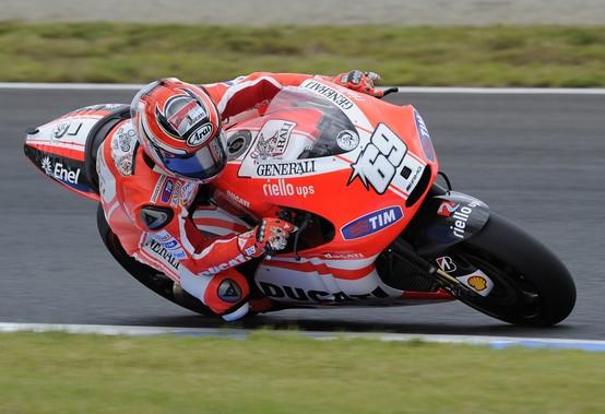 MotoGP: Nicky Hayden festeggia a Phillip Island il suo 150esimo GP