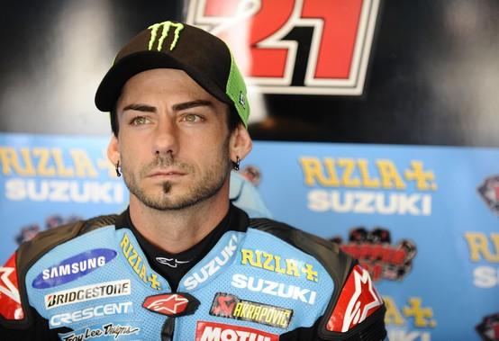MotoGP: Hopkins ko, non correrà a Sepang