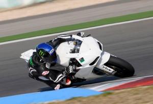 Superbike: Laverty al fianco di Max Biaggi