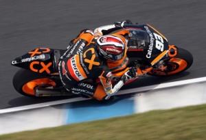 Moto2 Motegi, Qualifiche: Settima pole per Marc Marquez