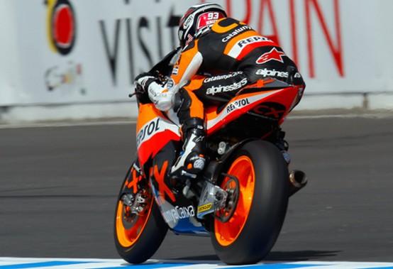 "Moto2 Motegi, Qualifiche: Marc Marquez ""Oggi è andata bene"""