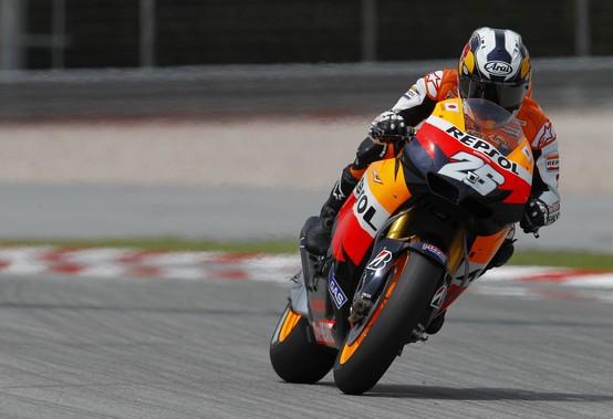 MotoGP Sepang, Qualifiche: A Pedrosa la Pole Position