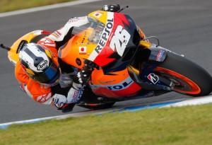 """MotoGP: Dani Pedrosa """"Non vedo l'ora di correre a Phillip Island"""""""