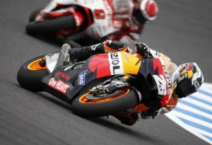 """MotoGP Motegi, Qualifiche: Dani Pedrosa """"Deluso per aver perso la prima fila"""""""