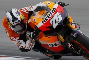 "MotoGP Sepang, Qualifiche: Dani Pedrosa ""Bello essere in pole"""