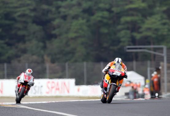 """MotoGP Motegi: Dani Pedrosa """"Sono molto contento per la vittoria"""""""