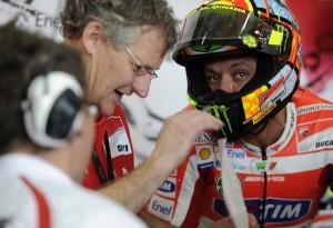 Morte Simoncelli: Valentino Rossi non smetterà di correre