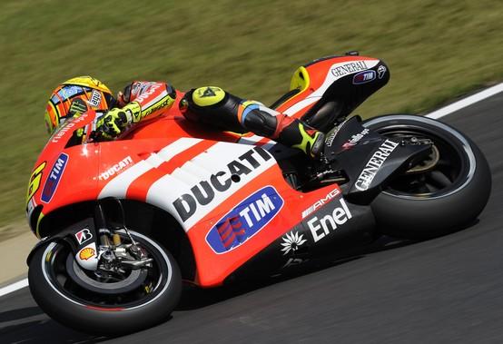 """MotoGP: Valentino Rossi """"A Phillip Island speriamo di andar bene"""""""