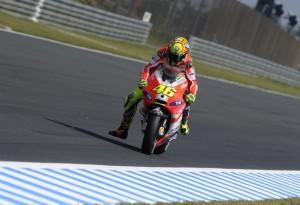 """MotoGP Motegi: Valentino Rossi """"Mi sono trovato nel posto sbagliato al momento sbagliato"""""""