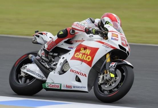 """MotoGP Motegi, Qualifiche: Marco Simoncelli """"La caduta ha compromesso il turno"""""""