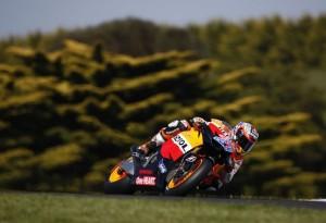 """MotoGP Phillip Island, Prove Libere: Casey Stoner """"Sono sicuro che possiamo migliorare molto"""""""