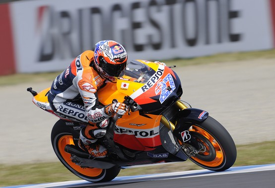 "MotoGP Motegi, Qualifiche: Casey Stoner ""Sarà una gara difficile"""