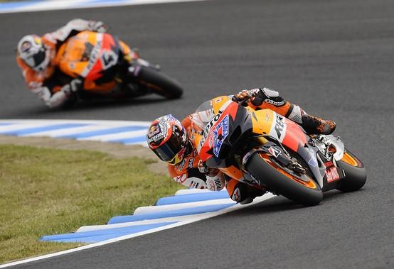 """MotoGP Motegi: Casey Stoner """"Oggi potevo vincere"""""""
