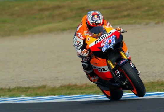 """MotoGP: Casey Stoner """"Sarebbe fantastico vincere il titolo mondiale a Phillip Island"""""""