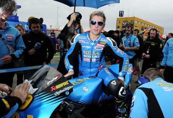 "MotoGP: Bautista ""prigioniero"" della Suzuki"