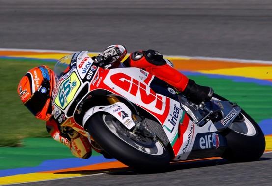 """MotoGP: Test Valencia Day 2, Stefan Bradl """"Ringrazio la Honda e il Team LCR per questa grandiosa opportunità"""""""