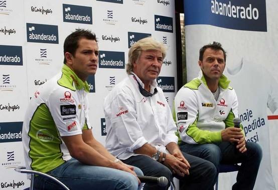 MotoGP: Loris Capirossi correrà a Valencia con il numero 58, quello di Simoncelli