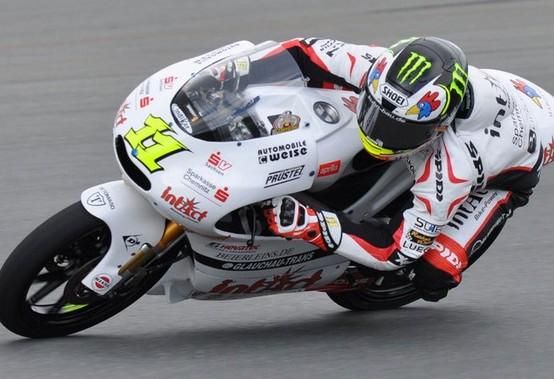 125cc Valencia, Prove libere 1: Cortese al comando
