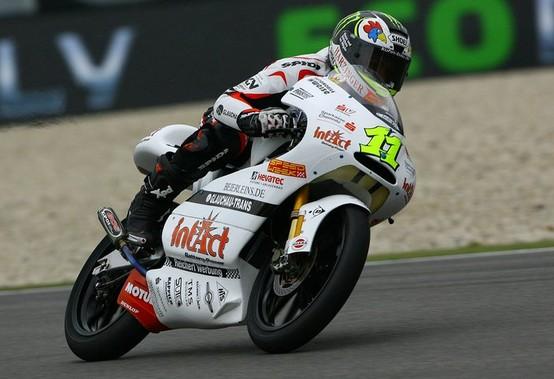 125cc Valencia, Prove libere 2: Cortese ancora in testa, la pioggia protagonista