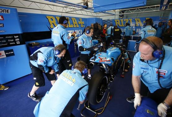 MotoGP: Oggi pomeriggio a Valencia Randy De Puniet in sella alla Suzuki