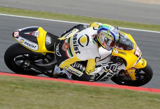 Moto2 Valencia, Prove libere 2: De Angelis precede Iannone e Pasini