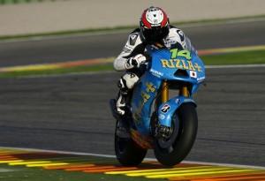 """MotoGP: Test Valencia Day 1, Randy De Puniet """"Suzuki impressionante"""""""