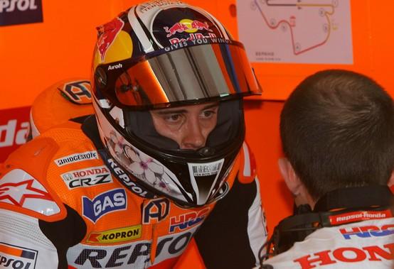 """MotoGP: Andrea Dovizioso: """"A Valencia con Marco nel cuore"""""""