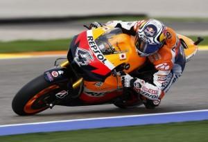 """MotoGP Valencia, Qualifiche: Andrea Dovizioso """"Ho preso una bella botta"""""""