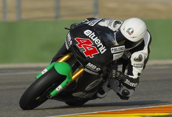 Moto2: Test Valencia Day 1, Pol Espargaró è il più veloce