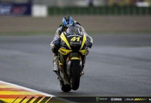 MotoGP Valencia, Warm up: Josh Hayes sfrutta le slick ed è il più veloce