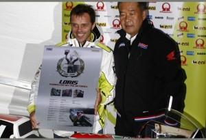 MotoGP: La Honda saluta affettuosamente Loris Capirossi