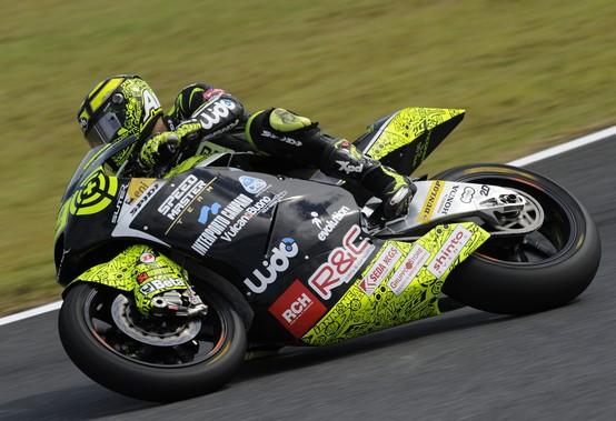 """Moto2 Valencia, Prove Libere: Andrea Iannone """"Oggi è stata una giornata abbastanza difficile"""""""