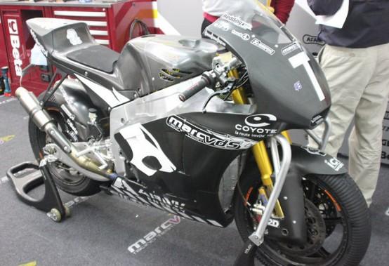 Test Valencia: Il meteo protagonista, pochi i piloti Moto2 e Moto3 in pista
