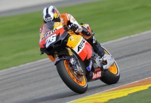 """MotoGP Valencia, Qualifiche: Dani Pedrosa """"Domani voglio fare una bella gara"""""""