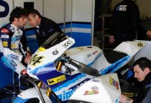 Moto2: C'è il gradito ritorno di Roberto Rolfo