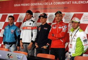 """Simoncelli: Valentino Rossi """"Essere qui a Valencia è la maniera giusta per ricordare Marco"""""""