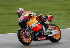 """MotoGP Valencia, Prove Libere: Casey Stoner """"Onestamente non è stata una bella giornata"""""""
