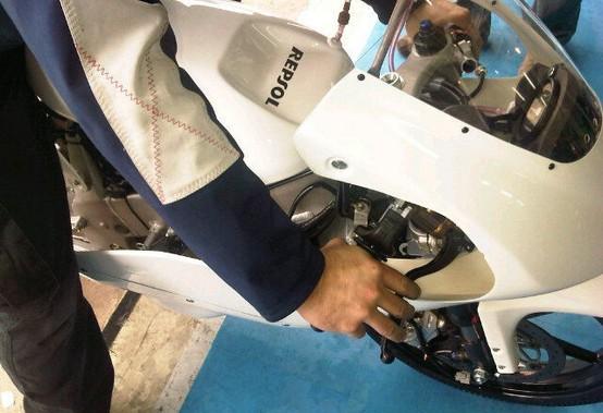 Test Valencia: Oggi in pista le Moto2 e le Moto3