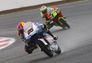 125cc Valencia, Warm up: Vinales davanti a Cortese