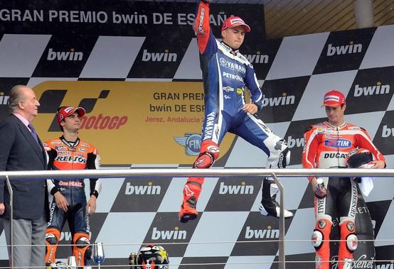 MotoGP: Jerez confermato per il 2012
