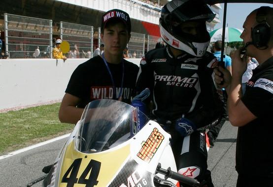 Moto3: Di nuovo insieme i cugini Vinales