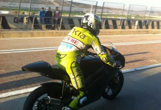 Moto3: Test poco significativi a Valencia per la Kalex KTM