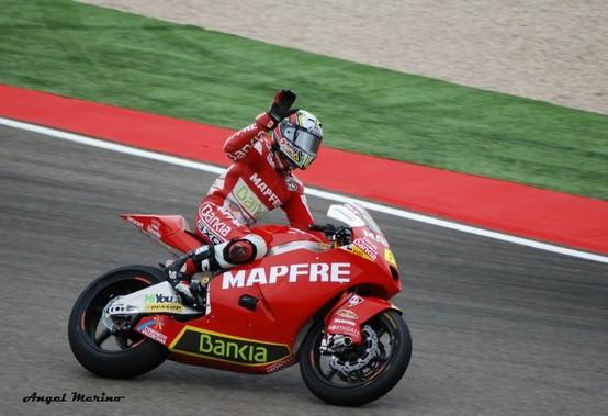 """Moto2: Julian Simon: """"L'obiettivo è quello di lottare per il titolo"""""""