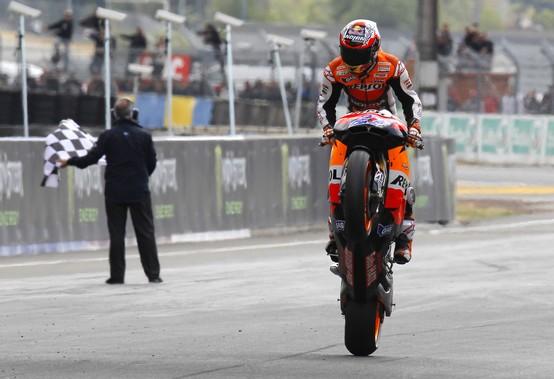 """MotoGP: Casey Stoner """"Subito veloce perchè non penso al setup"""""""